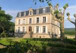 Hôtel Creuse - Chateau Gioux-1