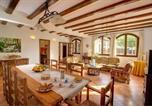Location vacances Pals - Regencos Villa Sleeps 16 Pool-3