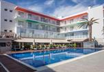 Hôtel Sitges - Ibersol Antemare -Adults Only-