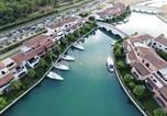 Location vacances Rocca Imperiale - Home Marinagri piccola Venezia del Sud-3