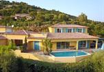 Location vacances La Londe-les-Maures - Villa cap d edgar piscines int et ext-1