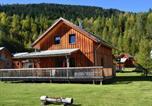 Location vacances Predlitz - Cosy Chalet in Stadl an der Mur with Valley Views-1