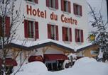 Hôtel Cernon - Hotel du Centre-3