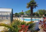 Camping avec WIFI Naujac-sur-Mer - Camping Club La Côte Sauvage-3