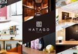 Hôtel Fukuoka - Hatago Tenjin-3