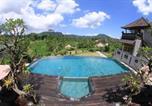 Location vacances Sidemen - Sawah Indah Villa-1