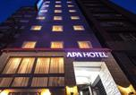Hôtel Niigata - Apa Hotel Niigata Higashinakadori