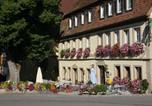 Hôtel Rothenburg ob der Tauber - Schwarzes Lamm