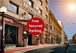 Hôtel Zagreb - Best Western Premier Hotel Astoria-1