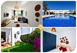 Location vacances Vera - Casa Marinas - Tu hogar con jardín privado!-1