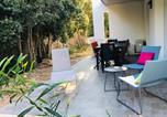 Location vacances Bonifacio - Villa T3 A Leccia, maquis, piscine-1