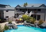 Hôtel Taupo - Baycrest Lodge-2