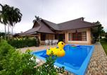 Villages vacances Bang Sare - Rock Garden Beach C18 By Sand-D House-2