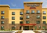 Hôtel Kansas City - Towneplace Suites by Marriott Kansas City Airport-1
