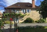 Location vacances Saint-Hilaire-Taurieux - Dominant la vallee de la dordogne-1