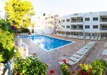 Hôtel Santa Eulària des Riu - Apartamentos El Pinar-1