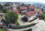 Hôtel Province de Lecco - Castello di Cernusco Lombardone-2