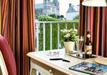 Hôtel Vernouillet - Campanile Chartres Centre - Gare - Cathédrale-3