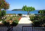 Location vacances Nydri - Daglas Beachfront House at Nidri-4