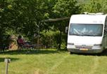 Camping avec Piscine couverte / chauffée Najac - Camping Le Garissou-4