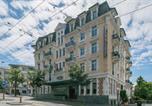 Hôtel 4 étoiles Yverdon-les-Bains - Best Western Plus Hotel Mirabeau-1
