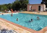 Camping Pont du Gard - Camping Les Micocouliers-1