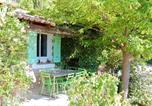 Location vacances Cuges-les-Pins - Villa with 4 bedrooms in Roquevaire with private pool furnished garden and Wifi 22 km from the beach-2