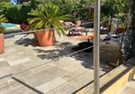 Location vacances Evenos - Villa de la Terre Blanche-2