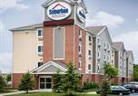 Hôtel Indianapolis - Suburban Extended Stay Northeast-1