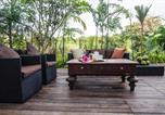 Hôtel Peliyagoda - The Mangrove Hotel-4