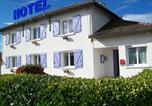 Hôtel Lot - Hotel au Charme du Levat-1