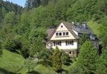 Location vacances Oberkirch - Gorgeous Holiday Home in Oppenau Germany near Forest-4