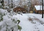 Location vacances Victoriaville - Chalet en bois rond-4