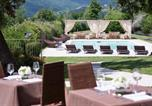 Hôtel Monsummano Terme - Villa Giorgia