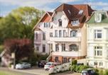 Hôtel Cuxhaven - Hus Kiek in de See-1