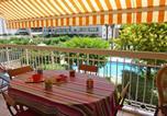 Location vacances Saint-Raphaël - Apartment Les Jardins d'Eden-4