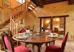 Location vacances Cercy-la-Tour - Holiday Home La Plante-3