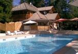 Camping avec Piscine couverte / chauffée Alpes-de-Haute-Provence - Camping Les Relarguiers-1