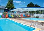 Camping avec Piscine Fouesnant - Camping la Mer Blanche -2