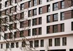 Hôtel Alava - Apartahotel Líbere Vitoria-2