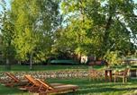 Location vacances Priepert - Schöne 3zimmer Ferienwohnung direkt am Baalensee-3