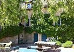 Location vacances Romenay - Château de Messey-2