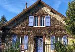 Hôtel Croisy-sur-Eure - Les Jardins d'Hélène-1