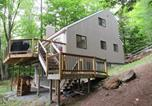 Location vacances Plymouth - Private Waterville Estates 4 Bedroom Vacation Home in the White Mountains of Nh - Tr51e-2
