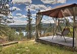 Location vacances Spokane - Cozy Nine Mile Falls Apt. w/ Long Lake Views!-2