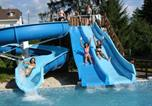 Camping Clairvaux-les-Lacs - Camping Le Moulin