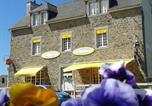 Hôtel Châteauneuf-d'Ille-et-Vilaine - Hotel Restaurant Du Commerce-1
