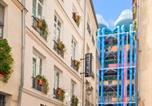Hôtel Paris - Hôtel Beaubourg-2
