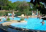 Camping avec Ambiance club Midi-Pyrénées - Parc de Loisirs Le Faillal-1