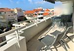 Location vacances Arcachon - 3 pieces confort avec parking privé centre-1